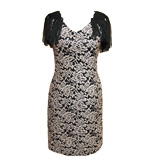Yumi Mariah dress black S o. M
