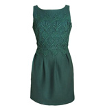 Darling Anya dress lace green