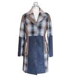 St-Martins Lydia coat blue S