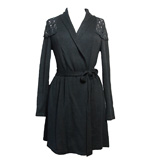 Darling Bella Cardigan black M or L