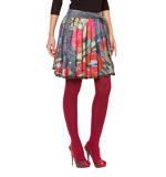 Desigual by L The last Trane skirt red XL