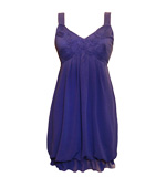 Lavand Encircle dress violet S