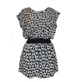 Angeleye Fox dress black S