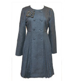 Darling Gwen coat dark grey L