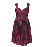 Lipsy Babydoll Prisma dress purple XS-S