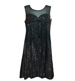 Darling Alicia Babydoll dress black M/L