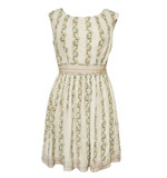 Darling Rhian Little Bird Kleid beige
