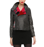 Desigual Chaq World jacket black 38