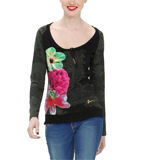 Desigual TS Blair Shirt black
