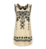 Yumi Pippa dress cream M-L