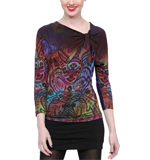 Desigual by L Seisnueve shirt purple L-XL