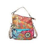 Desigual Bols Folded Patch bag
