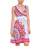 Desigual Onovo dress blanco
