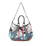 Desigual Bag Rayas Topos bag