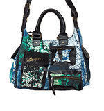 Desigual Bols Big Rose bag moonlight blue
