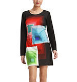 Desigual Ymanga dress black