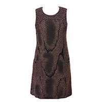 Surkana Jaione dress brown M/L