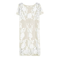 Lovely Lace dress cream S/M