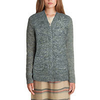 Nice Things Bordado Merino Wolle Cardigan M/L