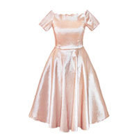 La Vie Melissa dress rose