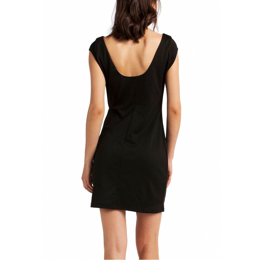 Desigual Five Kleid schwarz L-XL - Born2Style Fashion Store