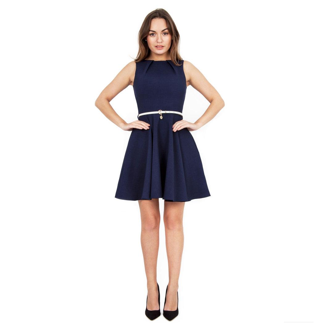 closet bloomsbury kleid blau xl born2style fashion store. Black Bedroom Furniture Sets. Home Design Ideas