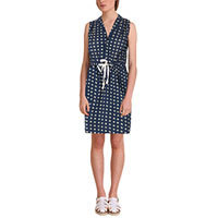 Nice Things Tennis Court Print Kleid S