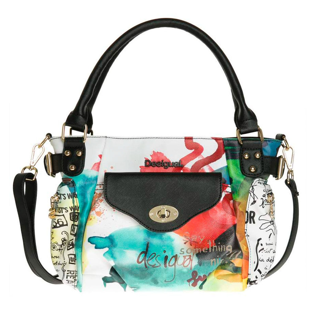 desigual mini mcbee painter bag born2style fashion store. Black Bedroom Furniture Sets. Home Design Ideas