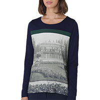 Nice Things Combinado Garden Wollshirt XS-S