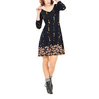 Surkana Mofe dress black M/L
