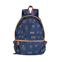 Nice Things Zodiac Print backpack