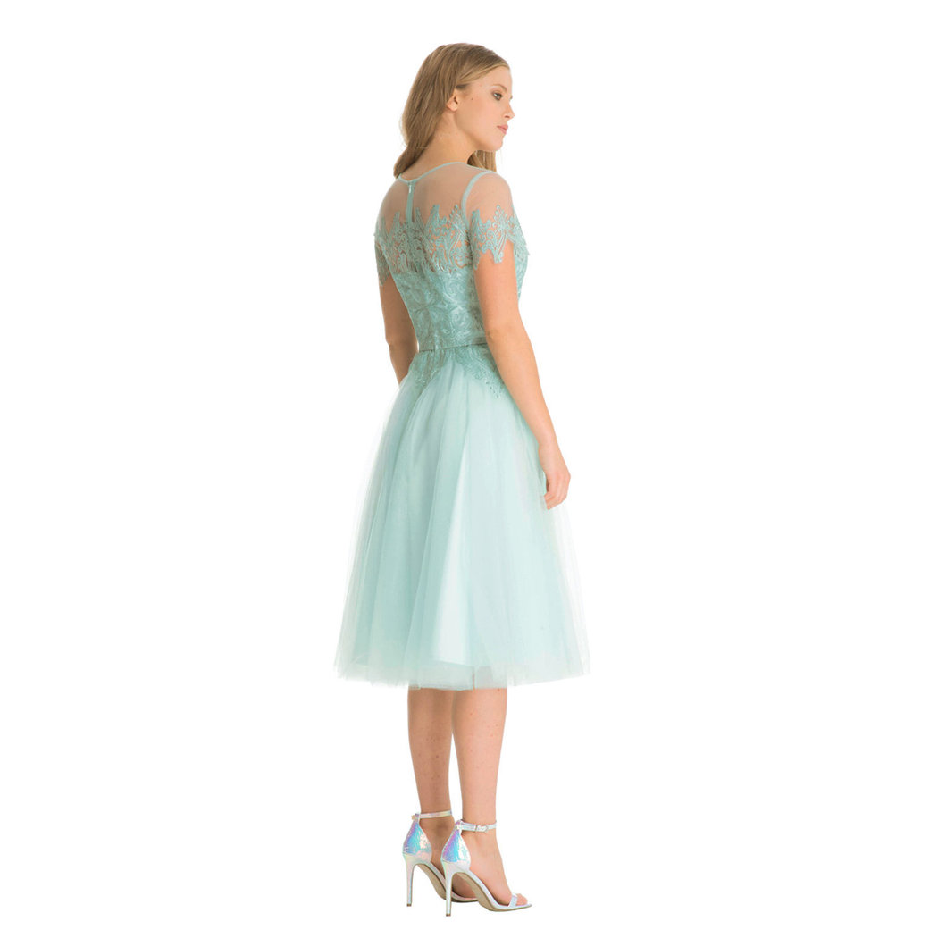 Kleid mint 48