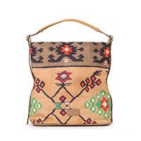 Nice Things Persian Hobo bag