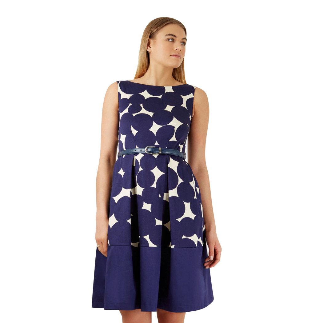 Kleid blau xs