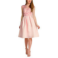 Chi Chi Tatiana dress pink
