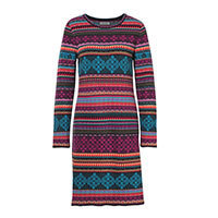 Ivko Dress Geometric Pattern (72622) 36