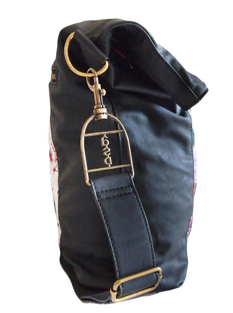 desigual viktoria tasche schwarz born2style fashion store. Black Bedroom Furniture Sets. Home Design Ideas