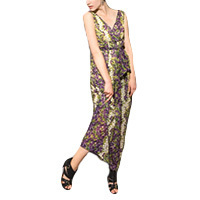 Mina Uk Glyfada Dress Maxi dress purple S/M