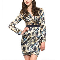Mina Repertoire dress blue XS