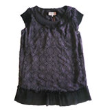 Darling Jemma Top purple XS-S