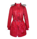 St-Martins Era coat chili pepper red L-XL