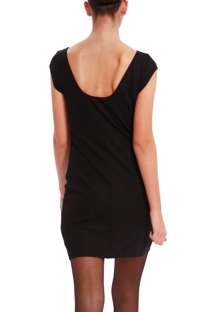 Desigual Tachil Kleid schwarz L - Born2Style Fashion Store
