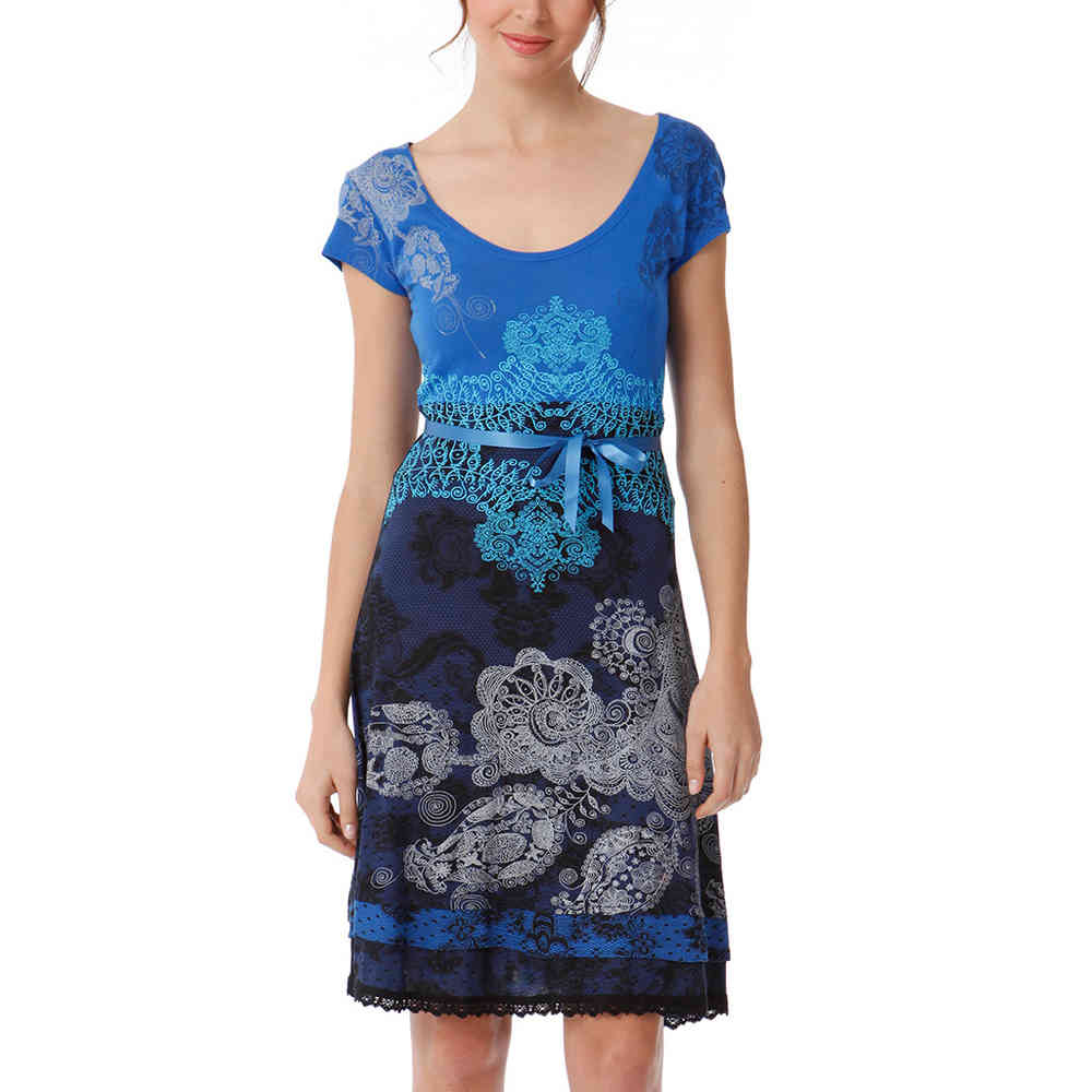 374b3d7dd Desigual Paris dress azafata SS 2014 - Born2Style Fashion Store