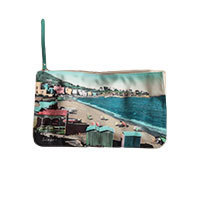 Nice Things Isola di Capri bag capri blue