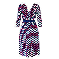 Fever London Apple Summer Kleid navy L