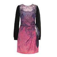 Lavand Clara dress purple XS-M