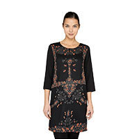 Surkana Wala dress black M/L