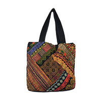 Aromdee Lamai Shopper bag black