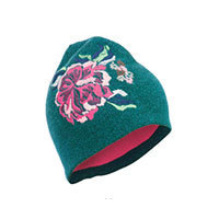 Ivko Cap with Embroidery Mütze petrol