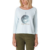 Nice Things Walking on the Moon Shirt S-M